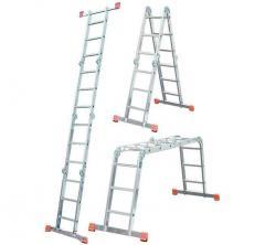 4x3 etape de suspensie scară pliantă KRAUSE