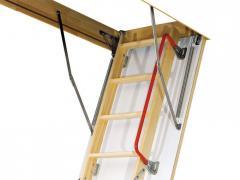 Side metal hand-rail of LXH FAKRO