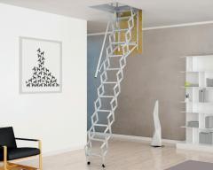 Чердачная лестница SVELT HARMONICA 70X80