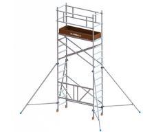 Aluminum tower tour VIRASTAR KARELIA (0,6x1,8)