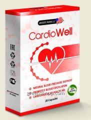 CardioWell (КардиоВелл) - капсулы от гипертонии