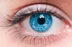 תכשירים לריפוי של מחלות עיניים