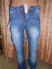 Продам джинсы хорошим людям, новые, с бирками,
