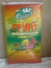 Грунт универсальный 20 литров