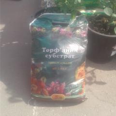 Торфяной субстрат 5 литров