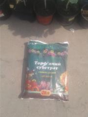 Торфяной субстрат 10 литров