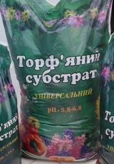 Торфяной субстрат 20 литров