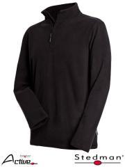 Зимняя термокофта мужская STEDMAN ST5020 черная