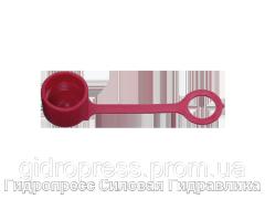Колпачок пылезащитный для труб пластик - тип: SK Rubrik 15.10