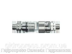 Резьбовые быстроразъёмные соединения Тип: SK - для пайки резьбового трубного соединения Rubrik 15.9