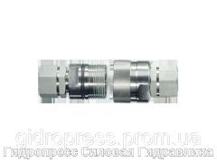 Резьбовые быстроразъёмные соединения Тип: SK - для пайки резьбового трубного соединения Rubrik 15.8