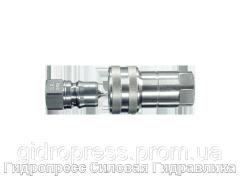 Вставные быстроразъёмные соединения Трубная резьба - ISO 228 Rubrik 15.4