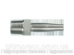Ниппель резьбовой AGRk, Нержавеющая сталь Rubrik 4.15