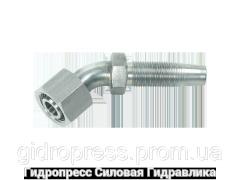 Ниппель Угловые соединения 45°, Нержавеющая сталь Rubrik 4.11