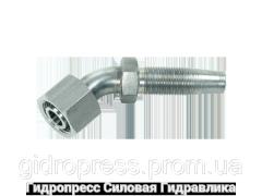 Ниппель Угловые соединения 45°, Нержавеющая сталь Rubrik 4.8