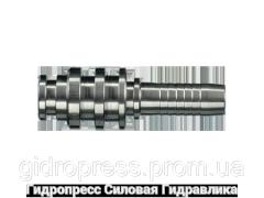 Вставной ниппель О-ниппель, Нержавеющая сталь Rubrik 2.59