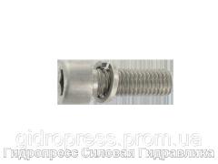 Болт с пружинной шайбой для полных и разъемных фланцев, Нержавеющая сталь Rubrik 2.58