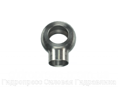 Кольцевые патрубки, Нержавеющая сталь Rubrik 2.54