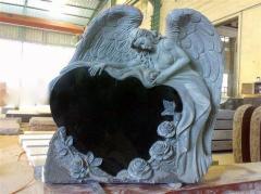Скульптура ритуальная