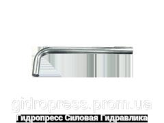 Бесшовные трубные колена - 90°, Нержавеющая сталь Rubrik 16.5