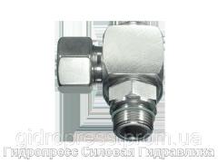 Угловые поворотно-резьбовые соединения, Комплектующие с отбортовкой для резьбовых соединений, Трубные колена