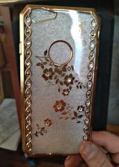 Чехол модниц  для всех марок телефона iPhone.