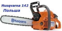 Пила цепная husqvarna 142 бензопила хускварна