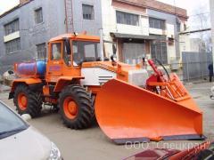 Sgombranevi e macchine per lavori stradali