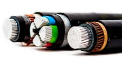 1. Production is cable and conduction