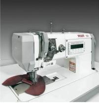 Одноигольная швейная машина с плоской платформой