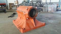 Корпус ходовой части вентилятора  ВДН-28-ІІ  в