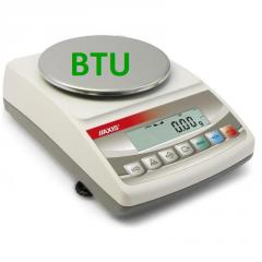 Scales laboratory BTU