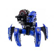 Робот-паук р/у Keye Space Warrior ракеты, диски,