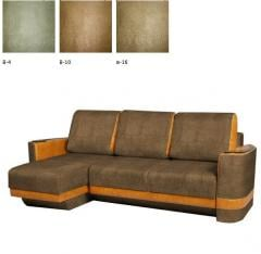 Bison artificial suede for upholstering of