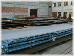 Stainless steel 12x18h10t (08x18h10) 20-100 mm