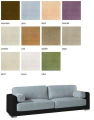 Suede furniture artificial collection alpha
