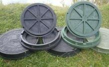 Polymeric manhole peschanny easy (type L)