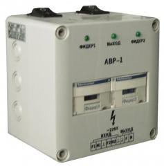DEVICE of EMERGENCY INCLUSION of the RESERVE AVR-1