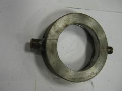 Корпус підшипника шліцевого диска до комбайна