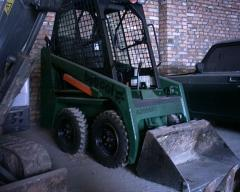BOBCAT 453 wheel loader (2000)