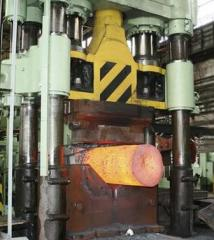 Forgings steel