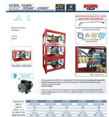 Аппарат высокого давления Mazzoni KS300-KS400