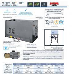 Аппарат высокого давления Mazzoni KSF300-400-450