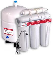 Systems of water purification AQUA FILTER, System