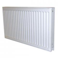 Radiators steel, aluminum, pig-iron