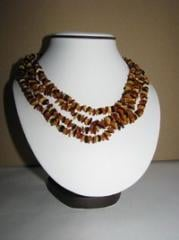 Children's amber beads; production and sale