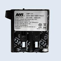 Аккумулятор NiMН 3.6 В, 1400 мАч NBP-I1H