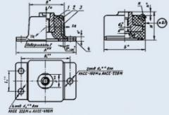 Амортизатор АКСС-60М