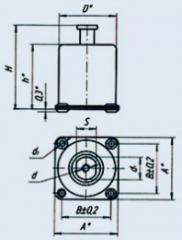 Амортизатор АПНМ-2