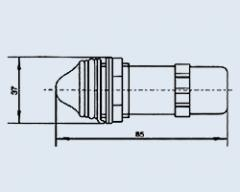Арматура сигнальная АСГЛ 220В